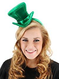 St. Patrick's Day Mini Top Hat