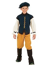 Stable Boy Child Costume