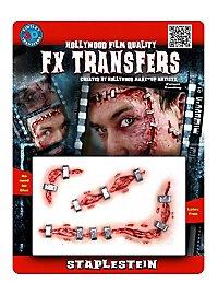 Staplestein 3D FX Transfers