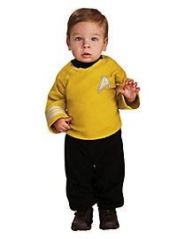 Star Trek Captain Kirk Infant Costume