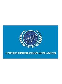Star Trek Flagge der Föderation 90 x 150 cm