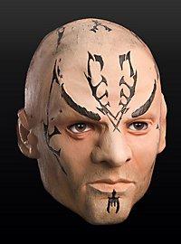 Star Trek Nero Deluxe Latex Full Mask