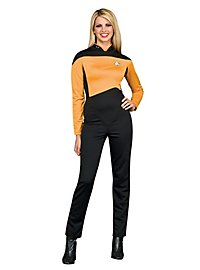 Star Trek Next Generation Jumpsuit gold
