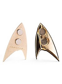 Star Trek - Replik Sternenflottenabzeichen Operations