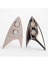 Star Trek - Replik Sternenflottenabzeichen Wissenschaft
