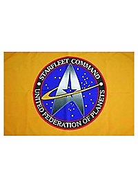 Star Trek Sternenflotte Flagge 90 x 150 cm