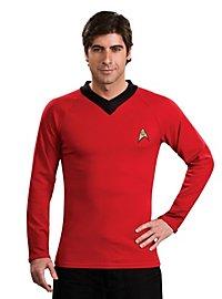 Star Trek T-shirt classique rouge