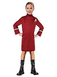 Star Trek Uhura kid's costume