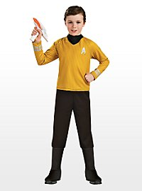 Star Trek Uniform gold für Kinder