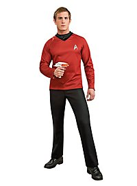 Star Trek Uniform red