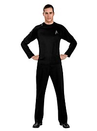 Star Trek Uniform Schwarz