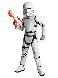 Star Wars 7 Flametrooper kid's costume