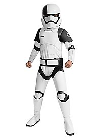 Star Wars 8 Executioner Trooper Child Costume Deluxe