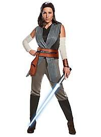 Star Wars 8 Rey Deluxe Costume