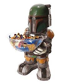 Star Wars Boba Fett Candy Bowl Holder