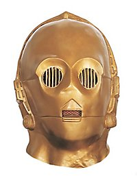Star Wars C-3PO Maske