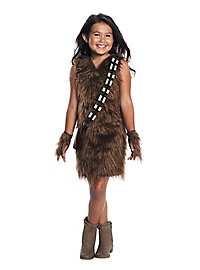 Star Wars Chewbacca Kostümkleid für Kinder