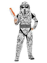 Star Wars Clone Scout Trooper Kids Costume