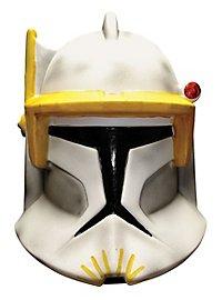 Star Wars Clone Trooper Cody Half Mask
