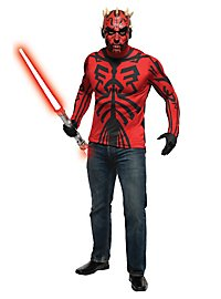 Star Wars Darth Maul Deluxe Fan Gear for Men