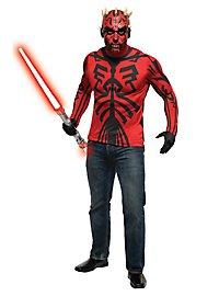 Star Wars Darth Maul Deluxe Fan-Set für Männer