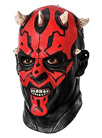 Star Wars Darth Maul Sith Maske aus Latex