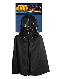 Star Wars Darth Vader costume set for kids
