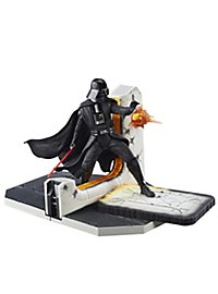 Star Wars - Dekofigur Darth Vader Diorama The Black Series