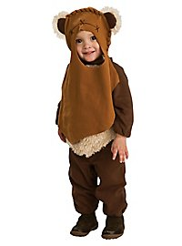 Star Wars Ewok baby costume