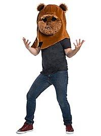 Star Wars Ewok Plüschmaske XXL