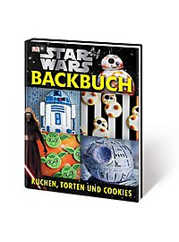 Star Wars - Kuchen, Torten & Cookies Backbuch