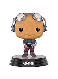 Star Wars - Maz Kanata ohne Brille Funko POP! Wackelkopf Figur (Exclusive)