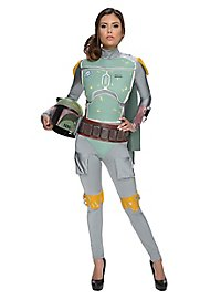Star Wars Miss Boba Fett Costume