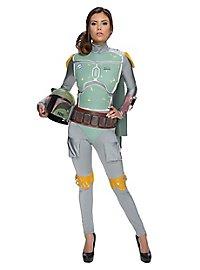 Star Wars Miss Boba Fett Kostüm