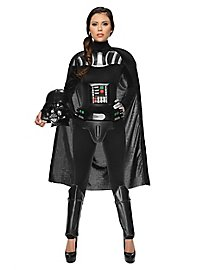 Star Wars Miss Darth Vader Costume
