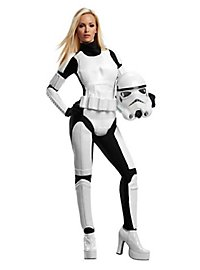 Star Wars Miss Stormtrooper Costume