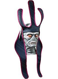 Star Wars Nute Gunray Maske aus Latex