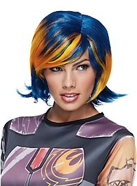 Star Wars Rebels Sabine Wren wig