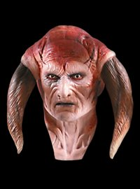 Star Wars Saesee Tiin Maske aus Latex