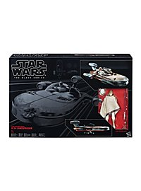Star Wars - Spielset Luke Skywalker und Landspeeder The Black Series