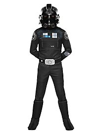 Star Wars Tie Fighter Pilot Kids Costume