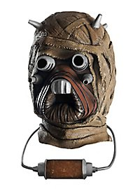 Star Wars Tusken-Räuber Maske aus Latex