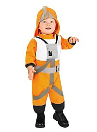 Star Wars X-Wing Pilot Baby Costume