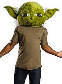 Star Wars Yoda Plüschmaske XXL