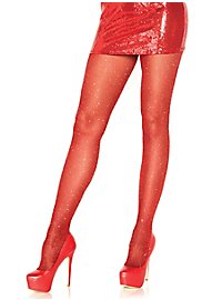 Stardust Pantyhose red