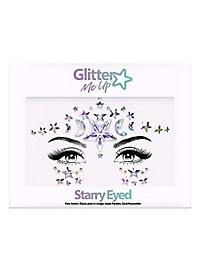 Starry Eyed Face Jewels Gesichtsschmuck