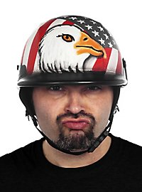 Stars & Stripes Crazy Helmet