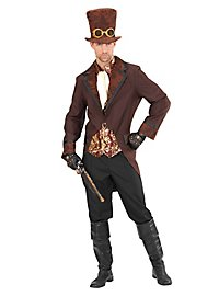 Steampunk Adventurer Costume