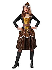 Steampunk aristocrat costume