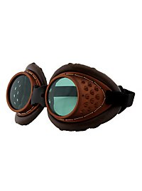 Steampunk Aviator Goggles copper